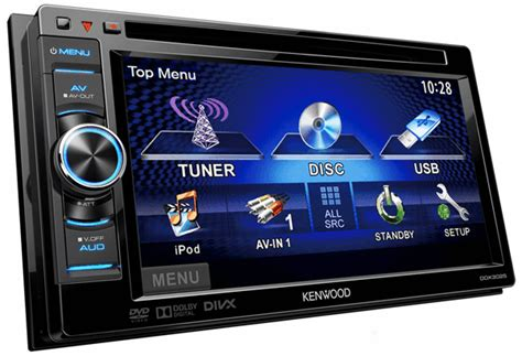 Kenwood Multimedia Systems Ddx Features
