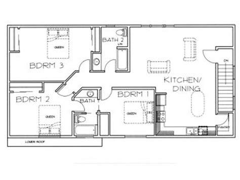 Shop With Living Quarters Floor Plans by Shop With Living Quarters Plans Studio Design