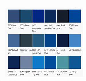 15+ Word Pantone Color Chart Templates Free Download ...