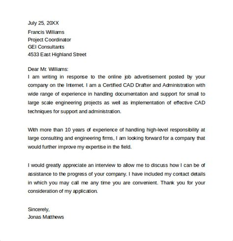 relocation cover letter for employment sle relocation