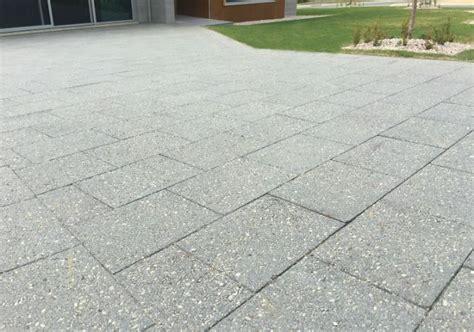 concrete paving pavers hobart launceston melbourne