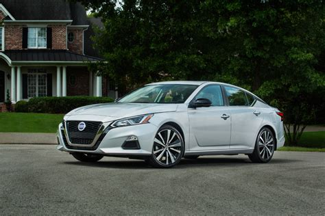 2019 Nissan Altima Platinum Vc Turbo by Nissan Altima Sr Vc Turbo 2019 L34 Sixth Generation