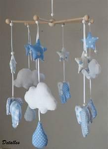 Mobile über Wickeltisch : ein s es baby mobile mit drei elefanten drei wolken sechs kleinen sternen und drei kleinen ~ Orissabook.com Haus und Dekorationen