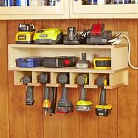 garage tool storage ideas DIY Garage Storage Ideas & Projects | Decorating Your Small Space