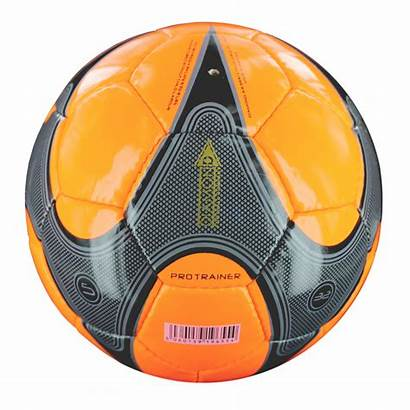 Football Orange Pro Trainer Soccer Footballs Ball