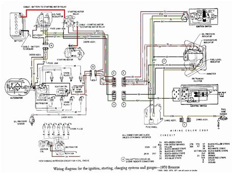 Ford Bronco Wiring Diagram Lighting Forums