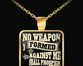 no weapon formed etsy