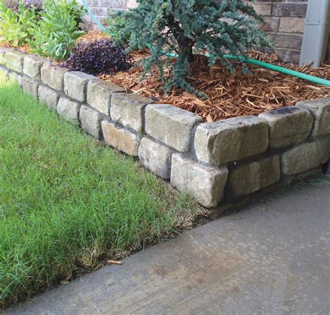 best edging choosing the best landscape bed edging for your client turf