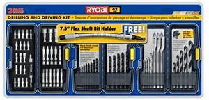 Www Mon Bonus Ryobi Com : ryobi ryobi 62 piece drill and drive kit with bonus 7 1 ~ Dailycaller-alerts.com Idées de Décoration