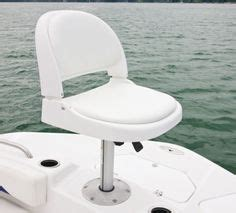 Row Boat Seats by Row Boat With Pedestal Seat Boat Seats We Make It