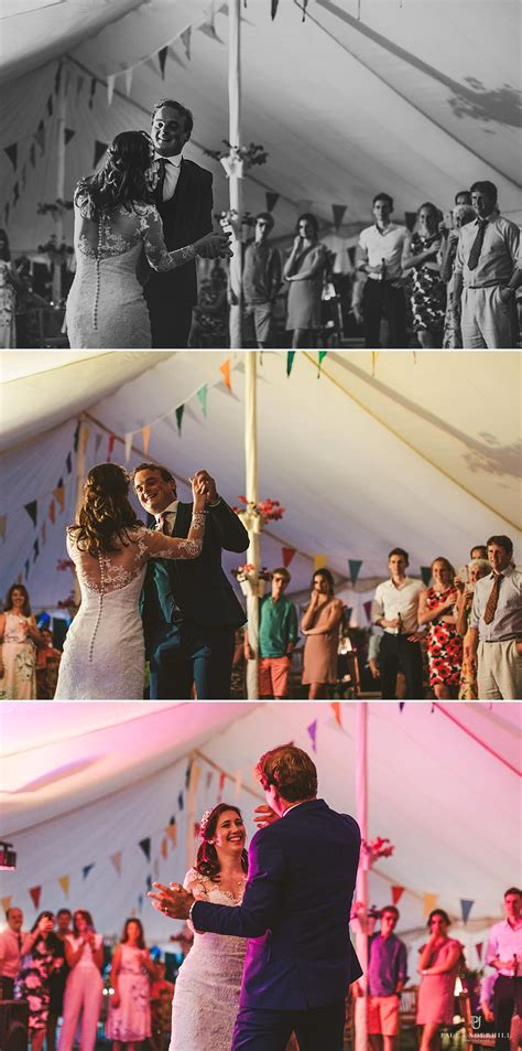 Alternative outdoor wedding Gold Hill Dorset Wedding