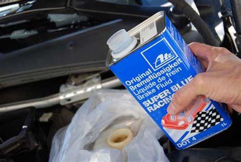 bmw brake fluid change bimmerzonecom