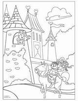 Coloring Pages Crosses Calvary Hill Three sketch template