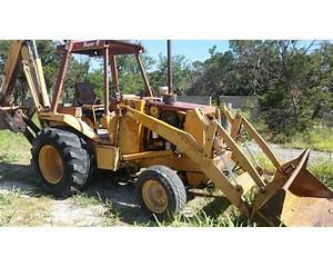 1988 Case 580 Se Backhoe For Sale