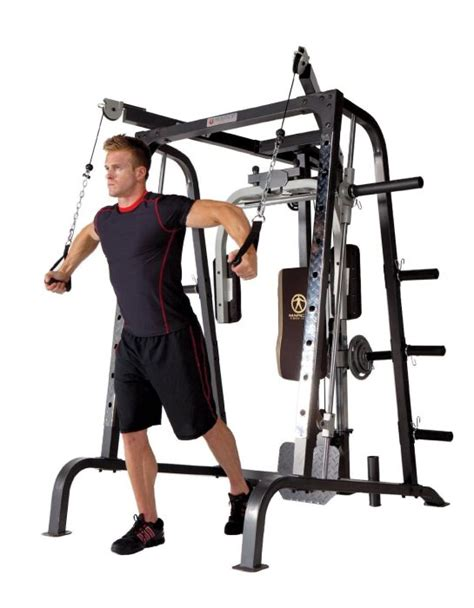universal exercise machine marcy md 9010g elite smith system review