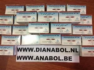 Oxymetholone Ih 50mg  10 Tablets Per Strip  Aburaihan Iran