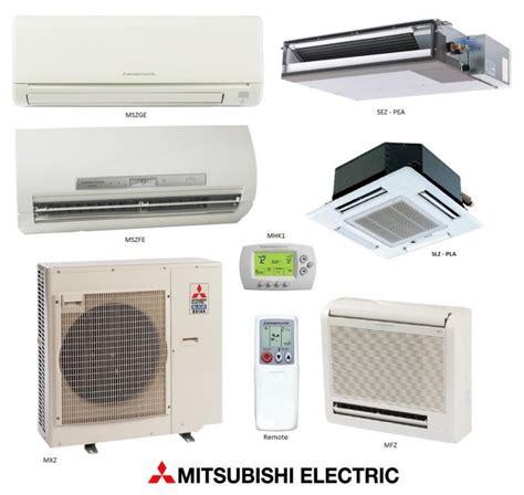 Mitsubishi Mini Split Heat by Mxz2b20na 20 000 Btu Mitsubishi Dual Zone Mini Split