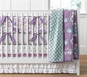 Pottery barn kids nursery purple wwwimgkidcom the for Brooklyn bedding vs purple