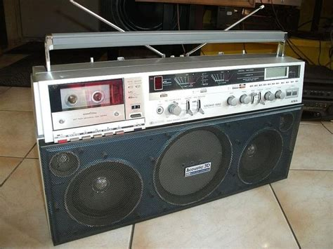 aiwa radio cassette recorder 17 best images about aiwa on boombox radios