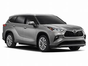 New 2020 Toyota Highlander Limited 4d Sport Utility In