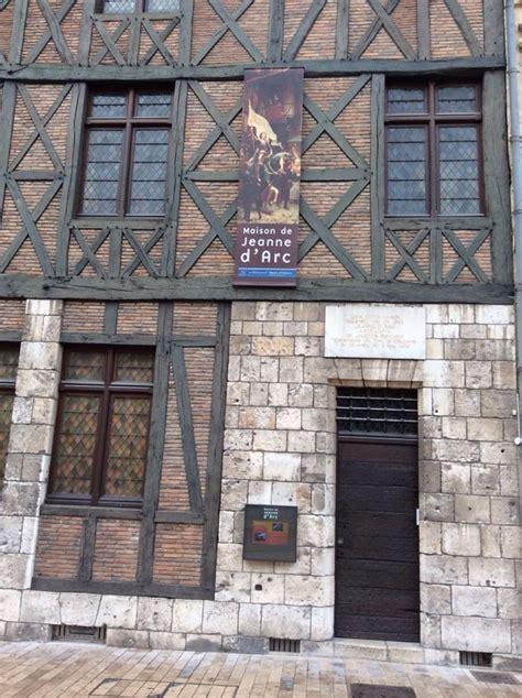 maison de jeanne d arc landmarks historical buildings 3 place du g 233 n 233 ral de gaulle