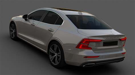 Volvo S60 Modification by Wiktor Urbańczyk Volvo S60 2019 Modification V60