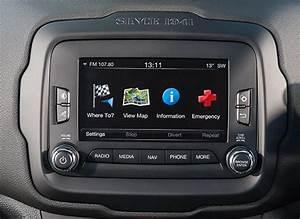 Poste Double Din : autoradio jeep renegade depuis 2015 avec cd usb bluetooth ~ Melissatoandfro.com Idées de Décoration
