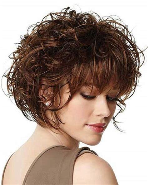 17 best ideas about curly bob hairstyles on