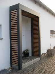 Wie Baue Ich Ein Vordach : die besten 17 ideen zu vordach auf pinterest veranda ~ Lizthompson.info Haus und Dekorationen