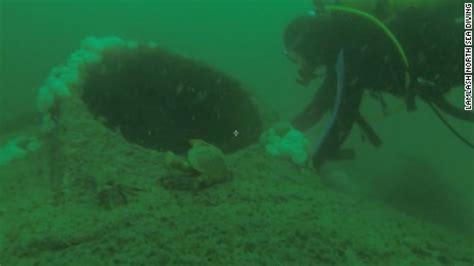 German U Boat Found Great Lakes by German Wwi Submarine Id D S Coast Cnn