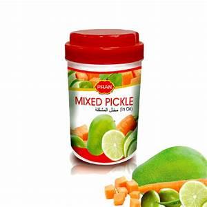 Pran Mixed Pickle (Pet Jar) - Fresh Foodz