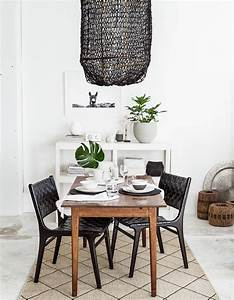 Emejing decoration table salle a manger images for Deco cuisine avec table a manger design