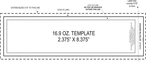 Bottle Label Template by Water Bottle Labels Template Cyberuse