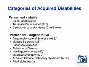 Assistive Technology Strategies and Solutions for People ...