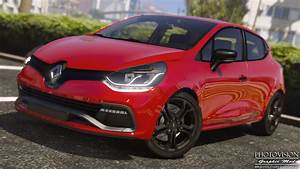 Renault Clio 4 Rs Tuning : renault clio iv rs 2013 add on replace tuning ~ Jslefanu.com Haus und Dekorationen