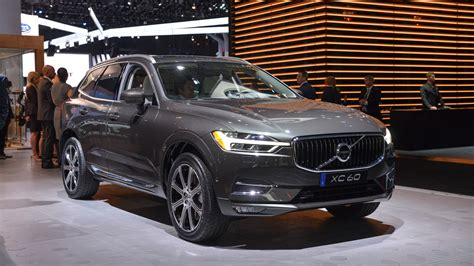 volvo xc60 neues modell 2018 2018 volvo xc60 is suv design done right in new york