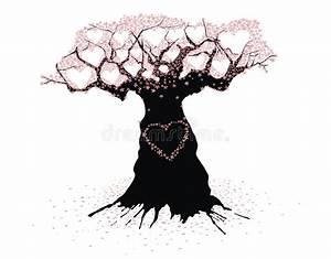 Baum Der Liebe : alter baum der liebe vektor abbildung illustration von abbildung 7544172 ~ Eleganceandgraceweddings.com Haus und Dekorationen