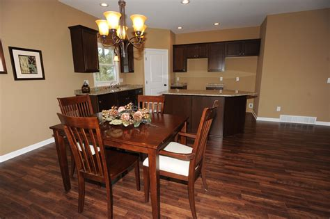 l shaped kitchen with island and pantry brown grey l shaped kitchen islands flanked corner L Shaped Kitchen With Island And Pantry
