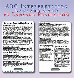 Abg Arterial Blood Gas Analysis And Interpretation
