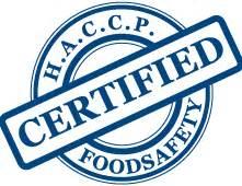 normes haccp cuisine certifications jecky 39 s best