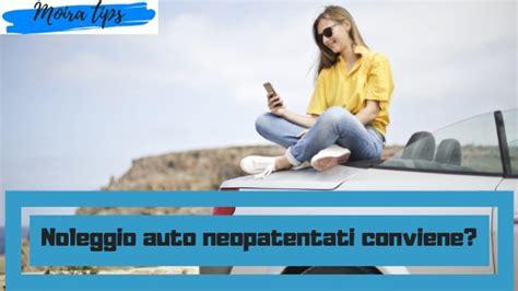 auto possono portare i neopatentati noleggio auto neopatentati conviene autonoleggio per tutti