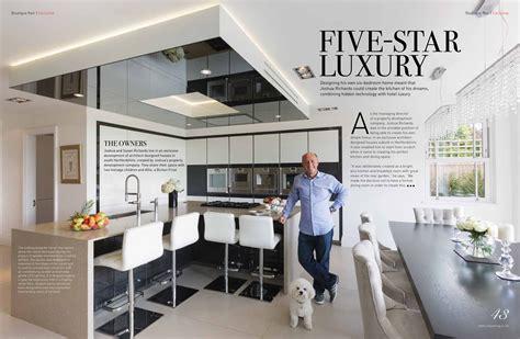 star luxury kitchen neil lerner designs