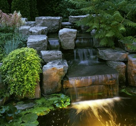waterfalls landscaping 50 pictures of backyard garden waterfalls ideas designs