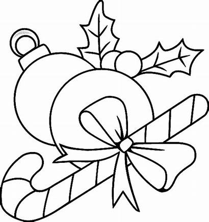 Coloring Christmas Pages Ornaments Printable Disney Sheets