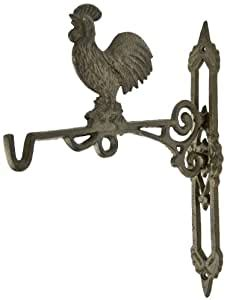 Check out our decorative wall hook selection for the very best in unique or custom, handmade pieces from our hooks & fixtures shops. Amazon.com : Caffco International MI672000 Cast Iron Rooster Hook Wall Decor : Garden & Outdoor