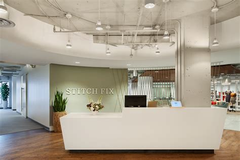 A Quick Look Inside Stitch Fix's Fashionable Austin Office
