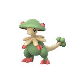 breloom pokemon  gamepress