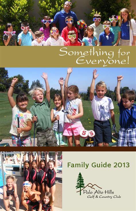 Palo Alto Golf Store by Palo Alto Family Guide 2013 By Club