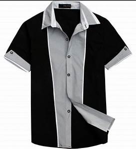 Style Rockabilly Homme : rockabilly shirt for men pinterest vetements mode homme et mode ~ Dode.kayakingforconservation.com Idées de Décoration