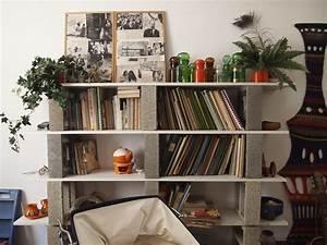 Cinder, Block, Book, Shelf